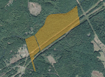 Lawson's Fork Creek Tract Aerial Map