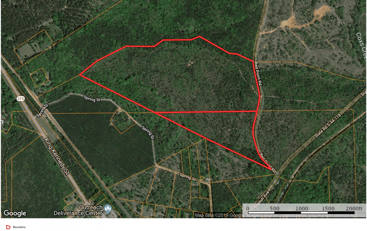 Hunting land in sc for sale